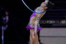 Italy Rhythmic gymnastics