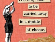 FOR THE LOVE OF CHEESE! / by Leslie Kralevich