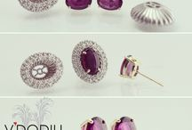 Beautiful jewelery by V'dodili / Engagement rings, Wedding Bands, White Gold, Rose Gold, Yellow Gold, Platinum, Morganite, earrings, pendants, bangles and bracelets