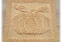 Knit - Dishloths