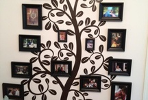 DIY Family Tree / by Misty Bubbles