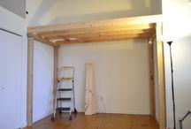 Loft beds & rooms