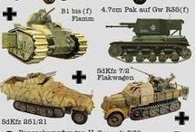 World War II - wehicles