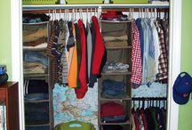 S Kids closets