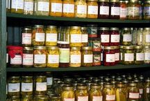 canning and preserving / by Shannon Perkins