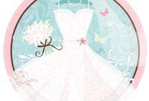 Festa di Matrimonio / Decorazioni, addobbi e coordinati per il tuo Wedding Party!