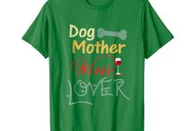 Wine and Dog Lover Mom / This board is for all Moms who loves their dogs and loves drinking wine