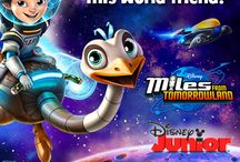 Miles From Tomorrowland / by Disney Junior