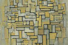 Piet Mondrian (1872–1944) / Dutch Art.