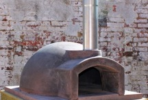Pizza Oven / by Elizabeth Ennis