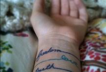 Tattoo / by Nadine Verlet