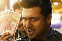 Suriya in mass movie new stills
