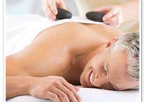 Stone massage - Lávové kamene
