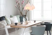 Kitchen Table - Bench Seating