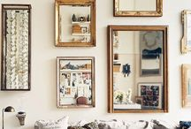 Decor: mirrors