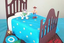 toy story / Bed cake