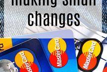 Money saving / Save money, thrifty and money saving tips