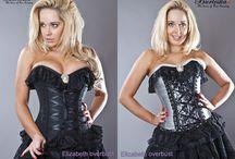 Gothic Clothing / http://www.burleska.co.uk/dresses/gothic-victorian-dresses.html