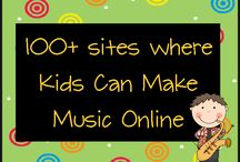 Music Education / by Sherry Fiscella