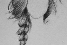 Çizim saç