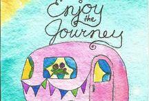 Pra motivar / Citações pra motivar a viagem // pra ver o mundo