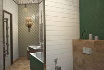 Ванная комната мечты