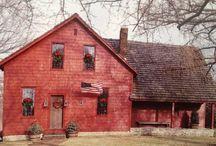Farmhouses and Barns