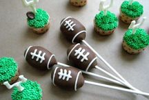 Football party / by Melissa Cornett