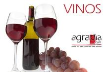 vinos agradia / Wines from Agradia
