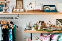 Wabi~Sabi Shop Space / Ideas for my little future shoppe
