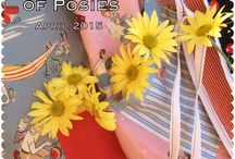 April 2015: A Pocketful of Posies / A Pocketful of Posies is ready to help you get in the mood for Earth Day and gardening! With targeted goals including sequencing, exploring different kinds of gardens, nutrition concepts and a look back on the importance of gardens in history this is a beautiful box to share!
