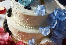 Свадебный декор в итальянском стиле / Свадьба Василия и Елены