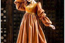 vestidos siglo 15