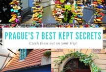 CZECH REPUBLIC TRAVEL / Blog posts, tips and travel inspiration for the Czech Republic