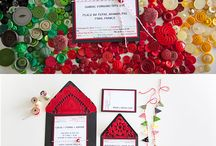 Invites / by Amy O