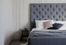 Bedroom Inspiration / by Stephany Simmons