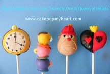 Alice In Wonderland Theme / by Cake Pop My Heart