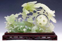Jade  carving / Handmade