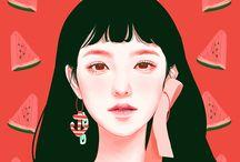 FANART illustration