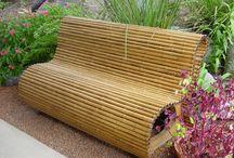 Meubles design en bambou