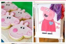 peppa pig birthday party