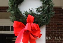 Holiday Time at Augusta Prep! / The holiday wreaths have now gone up throughout Augusta Prep's campus!