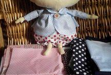 Tilda´s Toy Box My own Baby Tilda / moja bába Tilda  - my Baby Tilda Sweethearth :)
