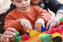 Ideas for Grandparents / Activities for grandparents and caregivers looking for ideas (mainly easy to prepare) for a range of ages.