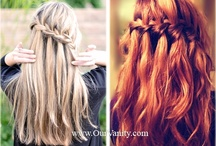 Hair / by Allison J-R