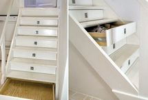 lépcső alatti fiók