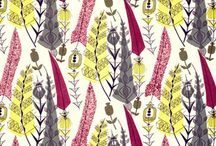 Mary Whiten tekstiilitaide - Mary White's textile art