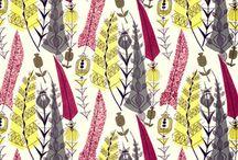 Mary Whiten tekstiilitaide - Mary White's textile art