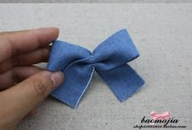 Material simple bow