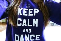 Peace. Love. Dance.